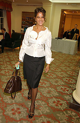Artist TRACEY EMIN at the Lighthouse Gala Auction in aid of the Terrence Higgins Trust held at Christie's, St.James's, London on 15th March 2006.<br />