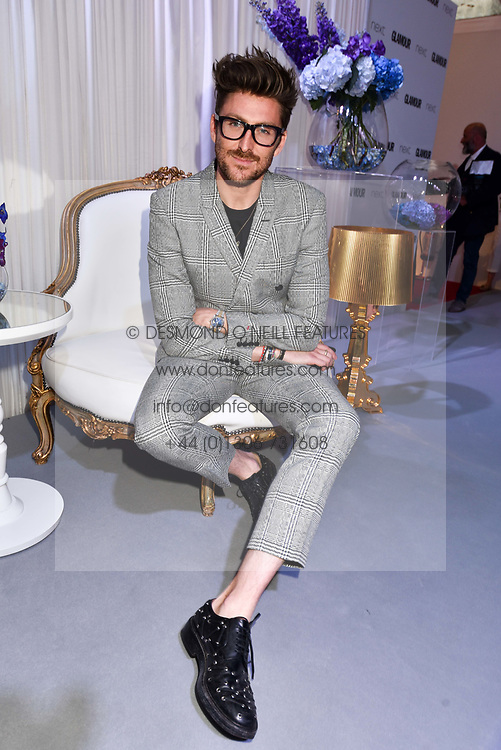 Henry Holland at the Glamour Women of The Year Awards 2017 in association with Next held in Berkeley Square Gardens, London England. 6 June 2017.