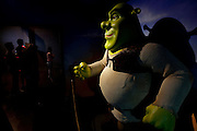 Gramado_RS, Brasil...Dreamland Museu de Cera em Gramado, Rio Grande do Sul. Na foto o Shrek...Dreamland Wax Museum in Gramado, Rio Grande do Sul. In this photo Shrek...Foto: MARCUS DESIMONI / NITRO