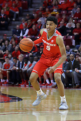 03 December 2016:  Jalen Harris during an NCAA  mens basketball game between the New Mexico Lobos the Illinois State Redbirds in a non-conference game at Redbird Arena, Normal IL