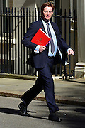 © Licensed to London News Pictures. 04/06/2013. Westminster, UK . Danny Alexander, Liberal Democrat MP, Chief Secretary to the Treasury. MP's on Downing Street today 4th June 2013. Photo credit : Stephen Simpson/LNP
