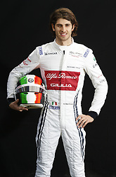 March 14, 2019 - Melbourne, Australia - Motorsports: FIA Formula One World Championship 2019, Grand Prix of Australia, ..#99 Antonio Giovinazzi (ITA, Alfa Romeo Racing) (Credit Image: © Hoch Zwei via ZUMA Wire)