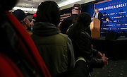 Republican presidential candidate Donald Trump speaks during a town hall meeting in Windham,  N.H. Monday, Jan. 11, 2016.  CREDIT: Cheryl Senter for The New York Times