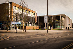 The Broadway Theatre & Abbey Leisure Centre, Regeneration in Barking, London 2016 UK