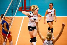 20141025 NED: CEV Challenge Cup, Sliedrecht Sport - Vasas Obuda Budapest: Sliedrecht