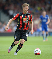 Matt Ritchie of Bournemouth - Mandatory byline: Alex James/JMP - 07966386802 - 29/08/2015 - FOOTBALL - Dean Court -Bournemouth,England - AFC Bournemouth v Leicester City - Barclays Premier League