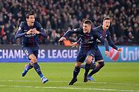 11 ANGEL DI MARIA (psg) - 06 MARCO VERRATTI (psg) - JOIE<br /> <br /> FOOTBALL :  Paris SG vs Barcelona - Champions League - 02/14/2017<br /> <br /> Norway only