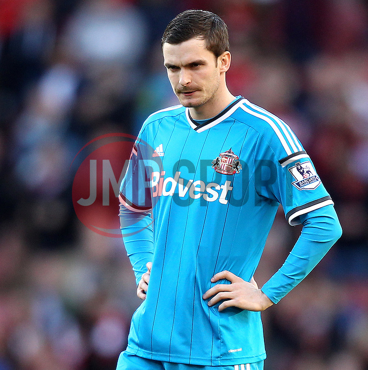 Sunderland's Adam Johnson - Photo mandatory by-line: Robbie Stephenson/JMP - Mobile: 07966 386802 - 20/05/2015 - SPORT - Football - London - Emirates Stadium - Arsenal v Sunderland - Barclays Premier League