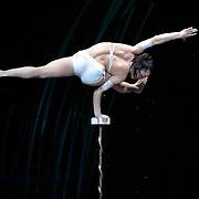 15.01.2016 Cirque Du Soleil performing AMALUNA at The Royal Albert Hall London UK Miranda Julia Mykhailova