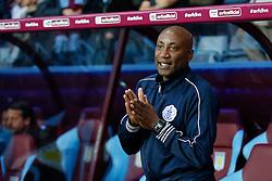 QPR Manager Chris Ramsey - Photo mandatory by-line: Rogan Thomson/JMP - 07966 386802 - 07/04/2015 - SPORT - FOOTBALL - Birmingham, England - Villa Park - Aston Villa v Queens Park Rangers - Barclays Premier League.