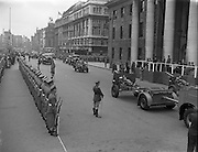 Army Parade, Easter Sunday. 06/04/1958 .