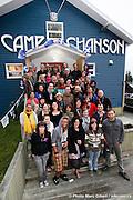 Plus de 30 participants sélectionnés pour le Camp Chanson lors du 29e Festival en Chanson de Petite-Vallée couvert pour Francophonie Express -  Gaspésie / Petite_Vallée / Canada / 2011-06-25, © Photo Marc Gibert / adecom.ca