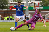 Chesterfield v Grimsby Town FC 050817
