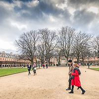 Vosgues Square (Place des Vosgues), Paris, France