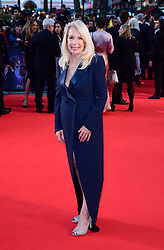 BFI CEO Amanda Nevill attending the Closing Gala and International premiere of The Irishman, held as part of the BFI London Film Festival 2019, London.