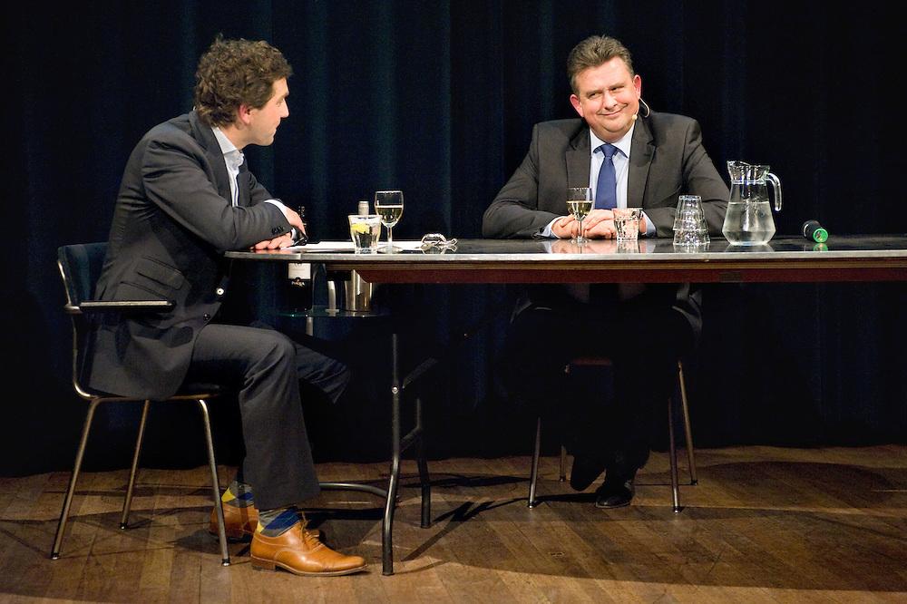 Nederland Amsterdam 18 april 2011.Goed Gedrag met als gast Emile Roemer..Foto: Jan Boeve