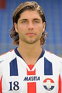 Tilburg -  Paul Quasten, speler van Willem II, eredivisie, seizoen 2008 - 2009. ANP PHOTO ORANGEPICTURES BART BEL
