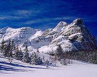 Mount Assiniboine provincial Park British Columbia Canada