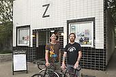 Antz & Jon Wettig at Zanzabar