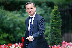 © Licensed to London News Pictures. 18/07/2017. Welsh Secretary ALUN CAIRNS attends a cabinet meeting in Downing Street, London on Tuesday, 18 July 2017 London, UK. Photo credit: Tolga Akmen/LNP