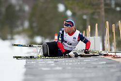 CNOSSEN Daniel, RUS, Long Distance Biathlon, 2015 IPC Nordic and Biathlon World Cup Finals, Surnadal, Norway