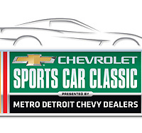 05 CHEVROLET SPORTS CAR CLASSIC PRESENTED BY METRO DETROIT CHEVY DEALERS