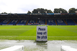 A general view of Gigg Lane - Mandatory by-line: Matt McNulty/JMP - 19/08/2017 - FOOTBALL - Gigg Lane - Bury, England - Bury v Bristol Rovers - Sky Bet League One