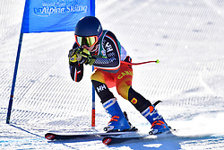GUIMOND Alexis, LW9-1, CAN at the World ParaAlpine World Cup Veysonnaz, Switzerland