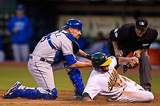 20100802 - Kansas City Royals at Oakland Athletics (Major League Baseball)