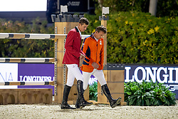 Philippaertsd Nicola, BELSmolders Harrie, NED, Verlooy Jos, BEL<br /> Longines FEI Jumping Nations Cup™ Final<br /> Barcelona 20128<br /> © Hippo Foto - Dirk Caremans<br /> 05/10/2018