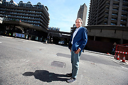 UK ENGLAND LONDON 10MAY17 - Stephan Shakespeare, CEO and co-founder of internet-based market research and opinion polls company YouGov at the Barbican in London.<br /> <br /> jre/Photo by Jiri Rezac<br /> <br /> © Jiri Rezac 2017