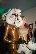PANDEMONIA; NINA NAUSDAL, Macmillan De'Longhi Art Auction  to raise money for Macmillan Cancer Support. Royal College of Art, Kensington Gore, London, 25 August 2012