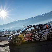 Rallye Monte-Carlo 2015