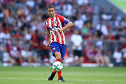August 1, 2017 - Munich, Germany - Koke of Atletico de Madrid during the first Audi Cup football match between Atletico Madrid and SSC Napoli in the stadium in Munich, southern Germany, on August 1, 2017. (Credit Image: © Matteo Ciambelli/NurPhoto via ZUMA Press)
