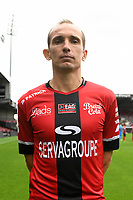 Thibault Giresse during photocall of En Avant Guingamp for new season 2017/2018 on September 7, 2017 in Guingamp, France. (Photo by Philippe Le Brech/Icon Sport)