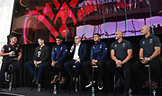 Warriors CEO Cameron George.<br /> Vodafone New Zealand announce the renewing of sponsorship for the Vodafone Warriors at InnoV8 Auckland Vodafone HQ, North Shore, Auckland. Thursday 24 May 2018. © Copyright Image: Andrew Cornaga / www.photosport.nz