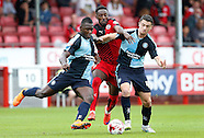 Crawley Town v Wycombe Wanderers 29/08/2015