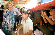 QUEEN MAXIMA VISITS MYANMAR DAY 2