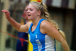 04-01-2020 NED: NK Beach volleyball Indoor, Aalsmeer<br /> Raisa Schoon