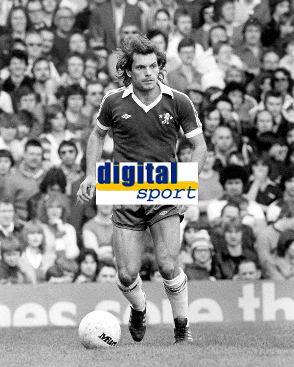 Fotball<br /> England<br /> Foto: Colorsport/Digitalsport<br /> NORWAY ONLY<br /> <br /> Chelsea historikk<br /> Ray (Butch) Wilkins - Chelsea.  1973-78.