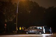 Seit November fährt der Kältebus der Alimaus durch Hamburg und bringt Obdachlose in Notunterkünfte.<br /> Viele Hamburger rufen an – auch Polizei und Feuerwehr. So erreichen Sie den Kältebus:<br /> 0151 – 65 68 33 68. Hamburg. 05.11.2019 Fotos Mauricio Bustamante.