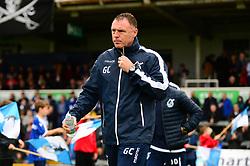Bristol Rovers manager Graham Coughlan - Mandatory by-line: Dougie Allward/JMP - 12/10/2019 - FOOTBALL - Memorial Stadium - Bristol, England - Bristol Rovers v Milton Keynes Dons - Sky Bet League One