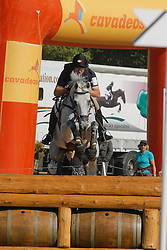 Bouckaert Carl (BEL) - Rampant Lion<br /> European Championship - Fontainebleau 2009<br /> Photo © Dirk Caremans