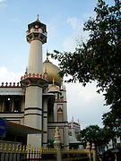 Mosque on Arab Street, Singapore 2007