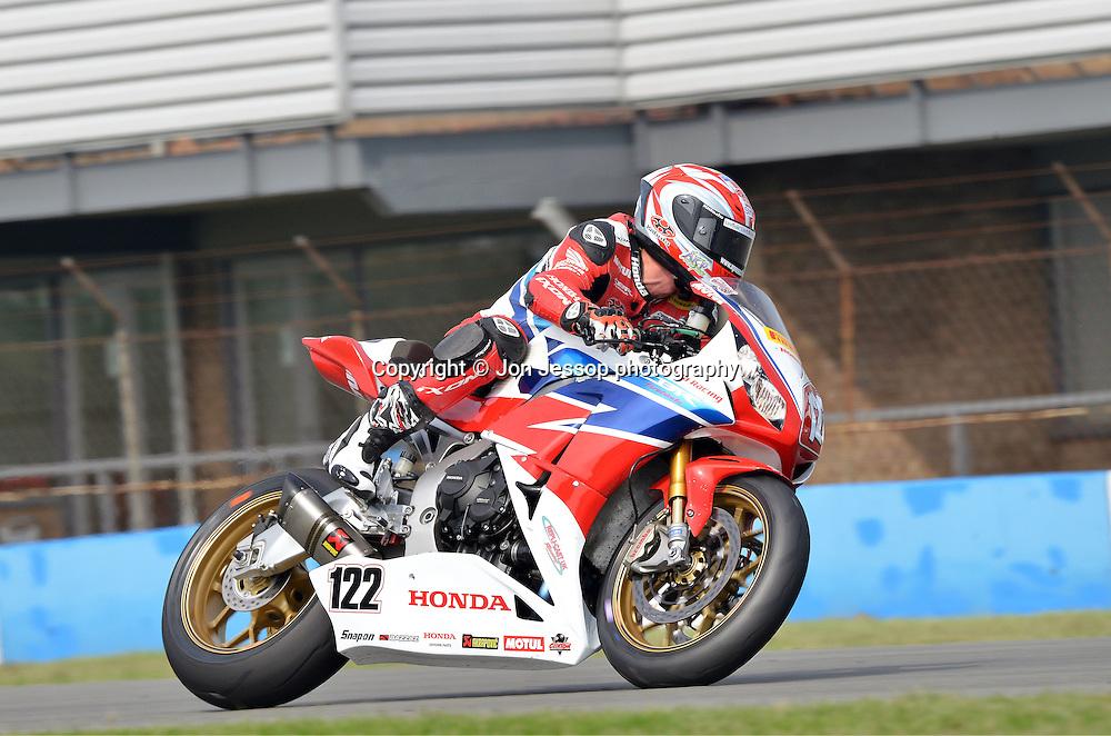 #122 Jason O'Halloran Hond Racing Superstock 1000
