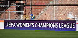 - Photo mandatory by-line: Paul Knight/JMP - Mobile: 07966 386802 - 21/03/2015 - SPORT - Football - Bristol - Ashton Gate Stadium - Bristol Academy v FFC Frankfurt - UEFA Women's Champions League
