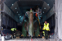 An Airbus A400M military aircraft took off in Orleans, France on September 9, 2017. Onboard, a Puma helicopter and humanitarian freight to bolster relief support in French Overseas Territories after hurricane Irma struck. An Airbus A400M military aircraft coming from Orleans, France, landed in Fort-de France, the capital of France's Caribbean overseas department of Martinique on September 9, 2017. Onboard, a Puma helicopter and humanitarian freight to bolster relief support in French Overseas Territories after hurricane Irma struck. On 6 and 7 September 2017, the island was hit by Category 5 Hurricane Irma, which caused widespread and significant damage to buildings and infrastructure. A total of 11 deaths had been reported as of 8 September. France's Minister of the Interior said on 8 September that most of the schools were destroyed on the French half of the island. In addition to damage caused by high winds, there were reports of serious flood damage to businesses in the village of Marigot. Looting was also a serious problem. France sent aid as well as additional police and emergency personnel to the island. 95% of the structures were damaged or destroyed. Photo by R. Nicolas-Nelson/ECPAD/ABACAPRESS.COM