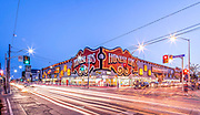 Iconic Buildings Project: Honest Ed's, at the corner of Bloor and Bathhurst.