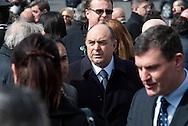 2013/03/23 Roma, funerali del Capo della Polizia. Nella foto Giuseppe Pecoraro.<br /> Rome, Chief of Police funerals. In the picture Giuseppe Pecoraro - &copy; PIERPAOLO SCAVUZZO