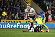 Norwich City v Tottenham Hotspur 230214